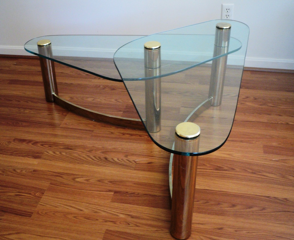 Pace Two Tier Coffee Table Julesmoderne Com